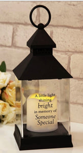 Graveside Lantern - The Perfect Gift Co.