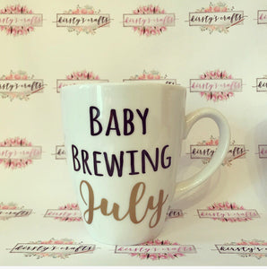 Baby Brewing - The Perfect Gift Co.