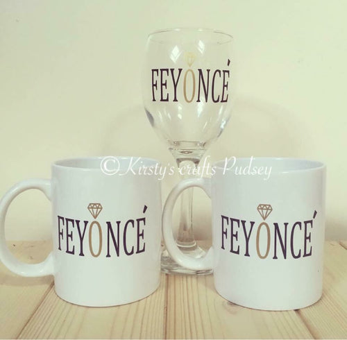 Feyoncè Mug or Glass - The Perfect Gift Co.