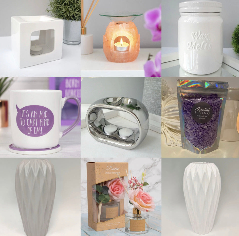 Homeware only surprise (choose your budget)