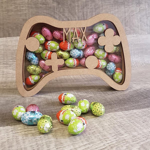 Personalised Easter Controller for chocolate (4 week turn around) - The Perfect Gift Co.