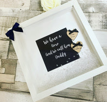 Personalised Daddy / Hero Frame (children) - The Perfect Gift Co.