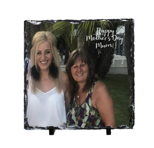 Mother's Day Slate 19cmx19cm