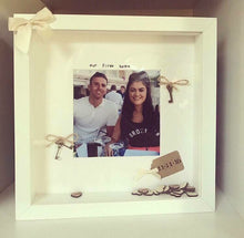 Our First Home Frame with picture - The Perfect Gift Co.