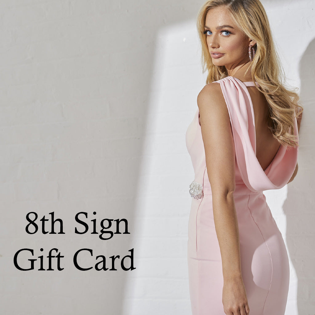 8th Sign Gift card