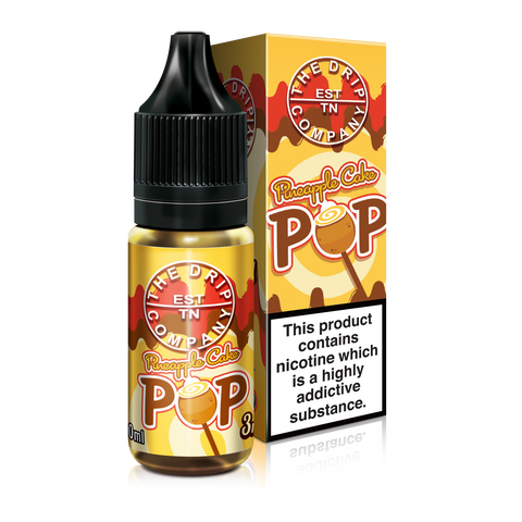 The Drip Co - Pineapple Cake POP - Vape Importers Ltd