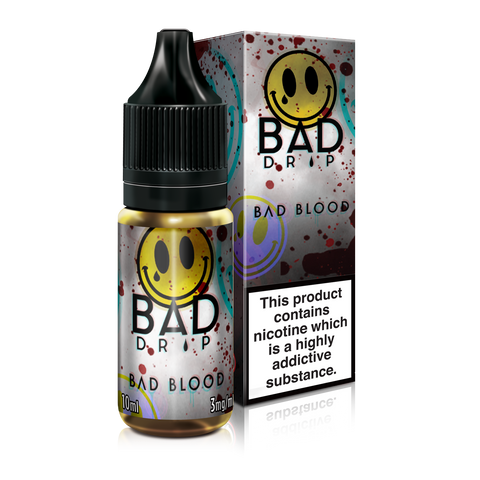 Bad Drip - Bad Blood - Vape Importers Ltd