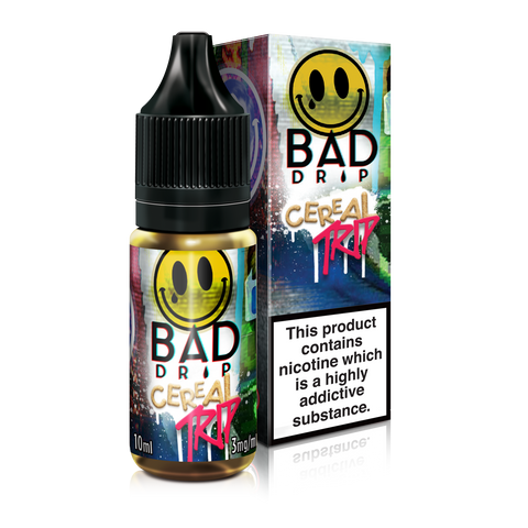 Bad Drip - Cereal Trip - Vape Importers Ltd