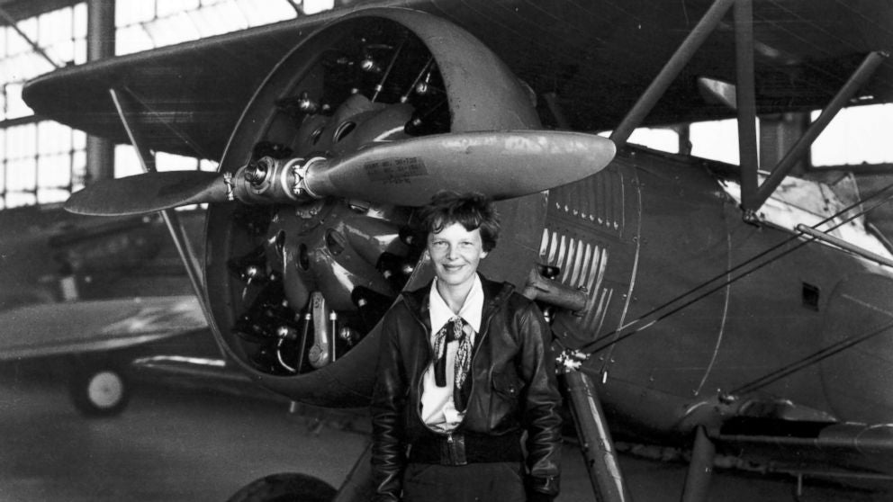 Amelia Earhart: Aviation and Beyond