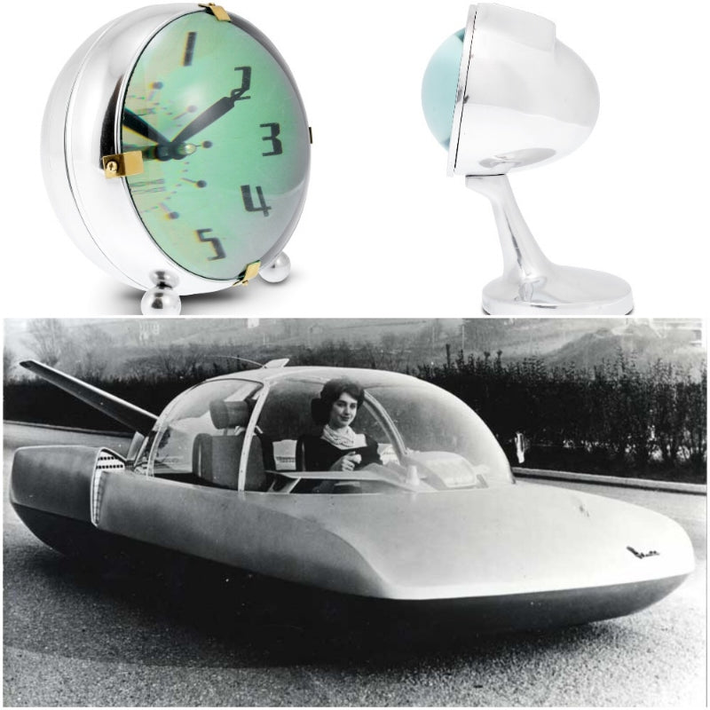 Space Age Design.Design Inspiration Atomic Age
