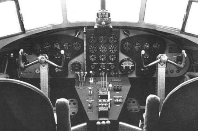 Design Inspiration : Aircraft Cockpits