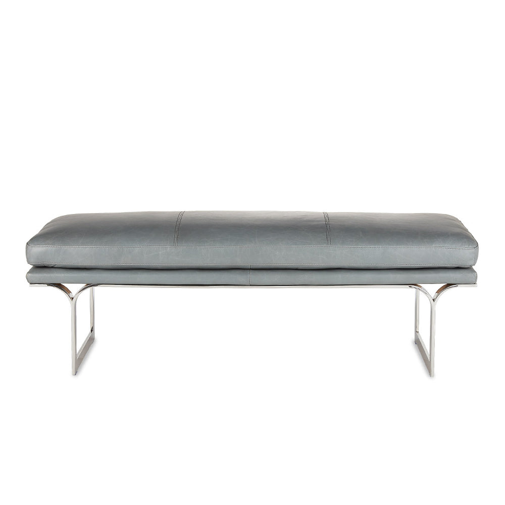 Arches Bench Long Grey