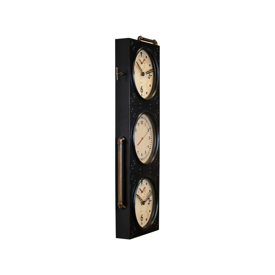 Air Station Wall Clock - Pendulux