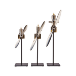 Airplane Engine Replica (Set of 3)