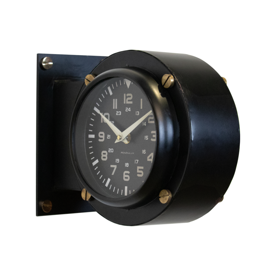 Airport Wall Clock - Pendulux