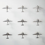 Bomber Formation Aluminum Set of 3 - Pendulux