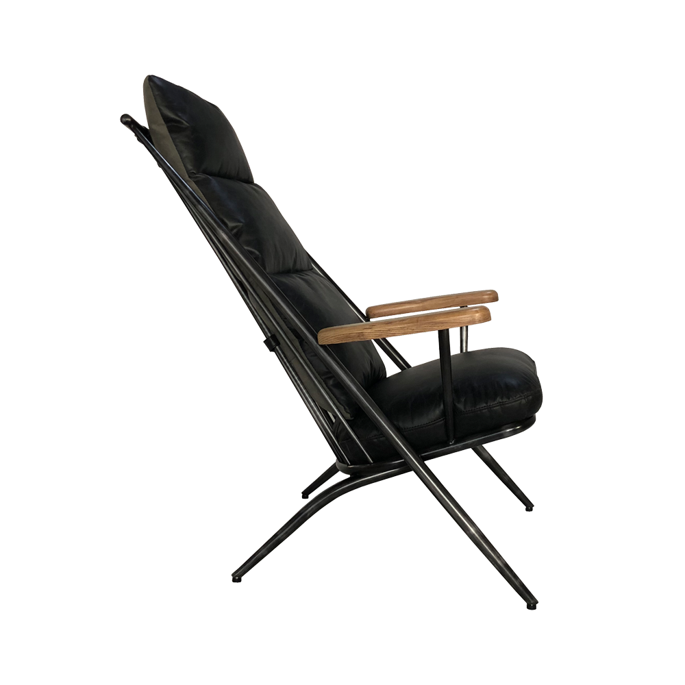 Calistoga Chair Black - Pendulux
