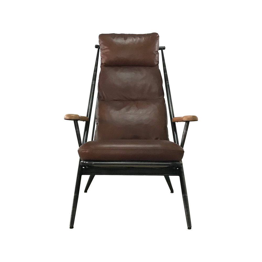 Calistoga Chair Brown - Pendulux