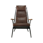 Calistoga Chair Brown