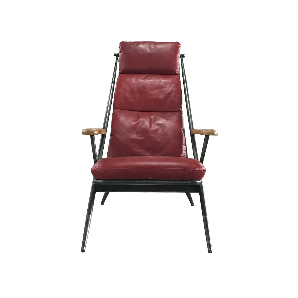 Calistoga Chair Red - Pendulux