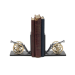 Cannon Bookends