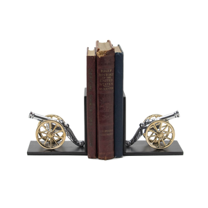 Cannon Bookends - Pendulux