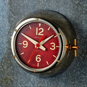 Deep Sea Wall Clock - Pendulux