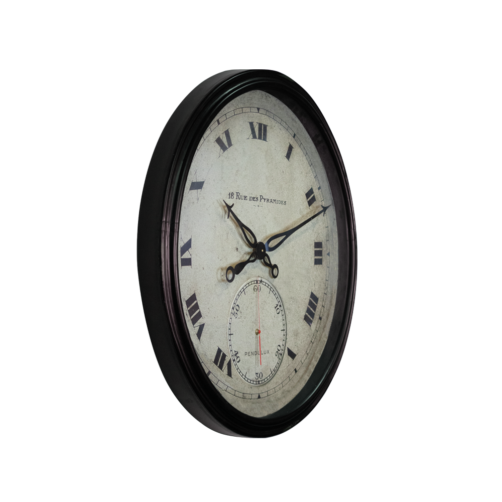 Exposition Wall Clock - Pendulux
