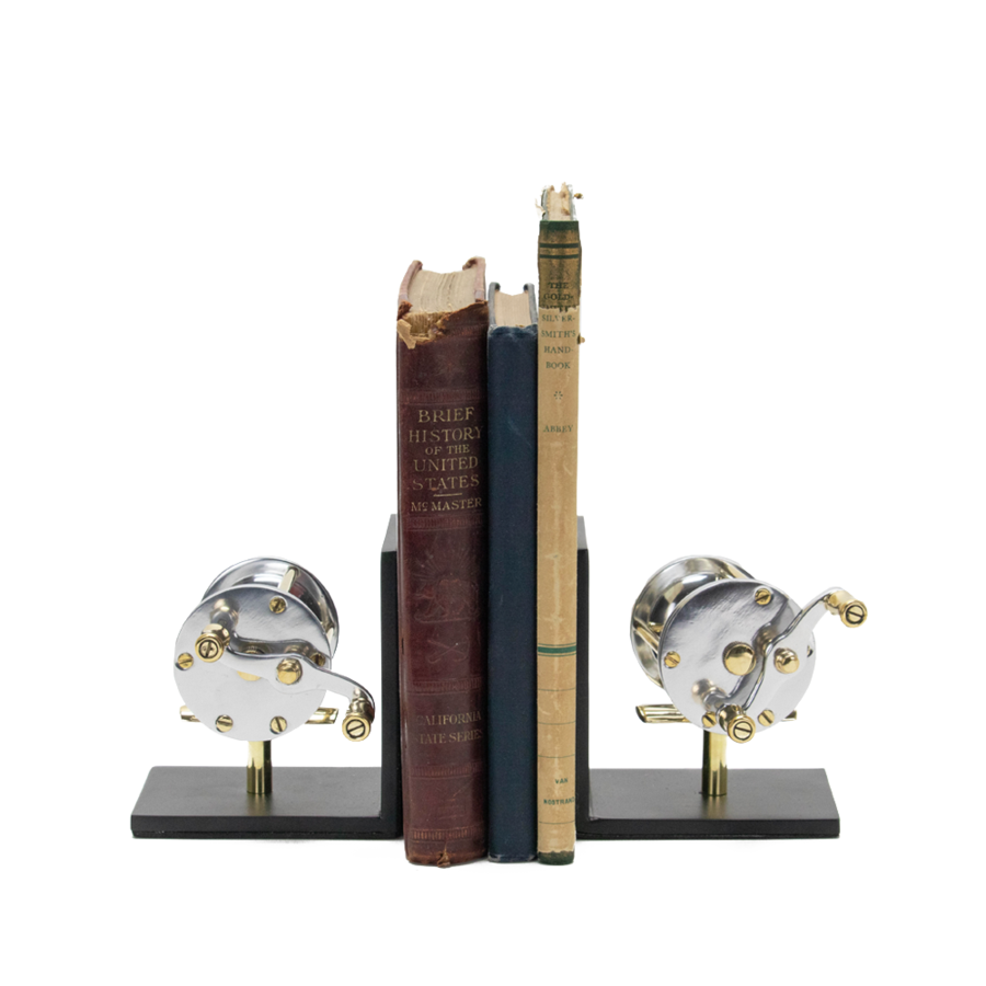 Fishing Bookends - Pendulux