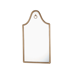 Gallery Mirror Antique Brass - Pendulux