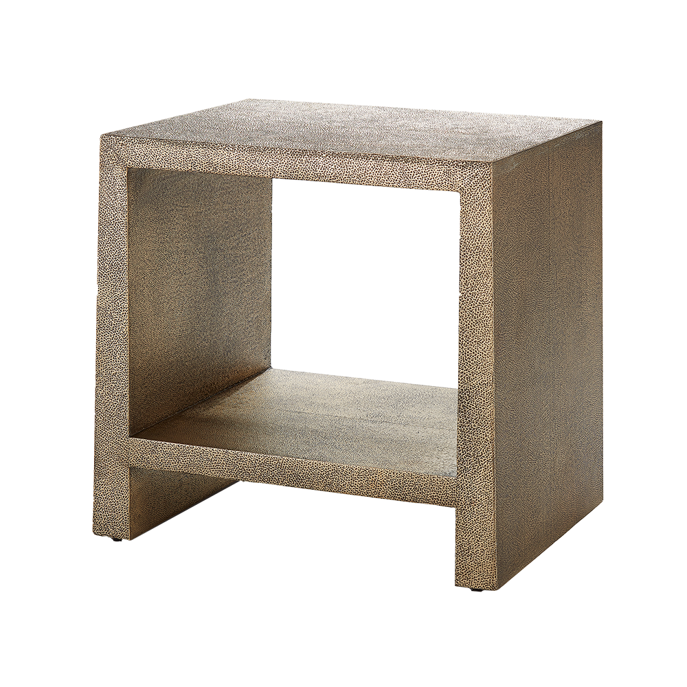 Kush Side Table Antique Brass - Pendulux
