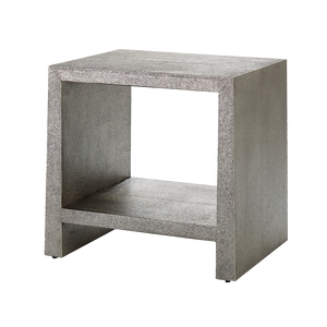 Kush Side Table Antique Nickel - Pendulux