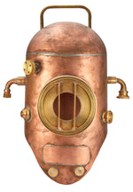 Diver Helmet Large Domed