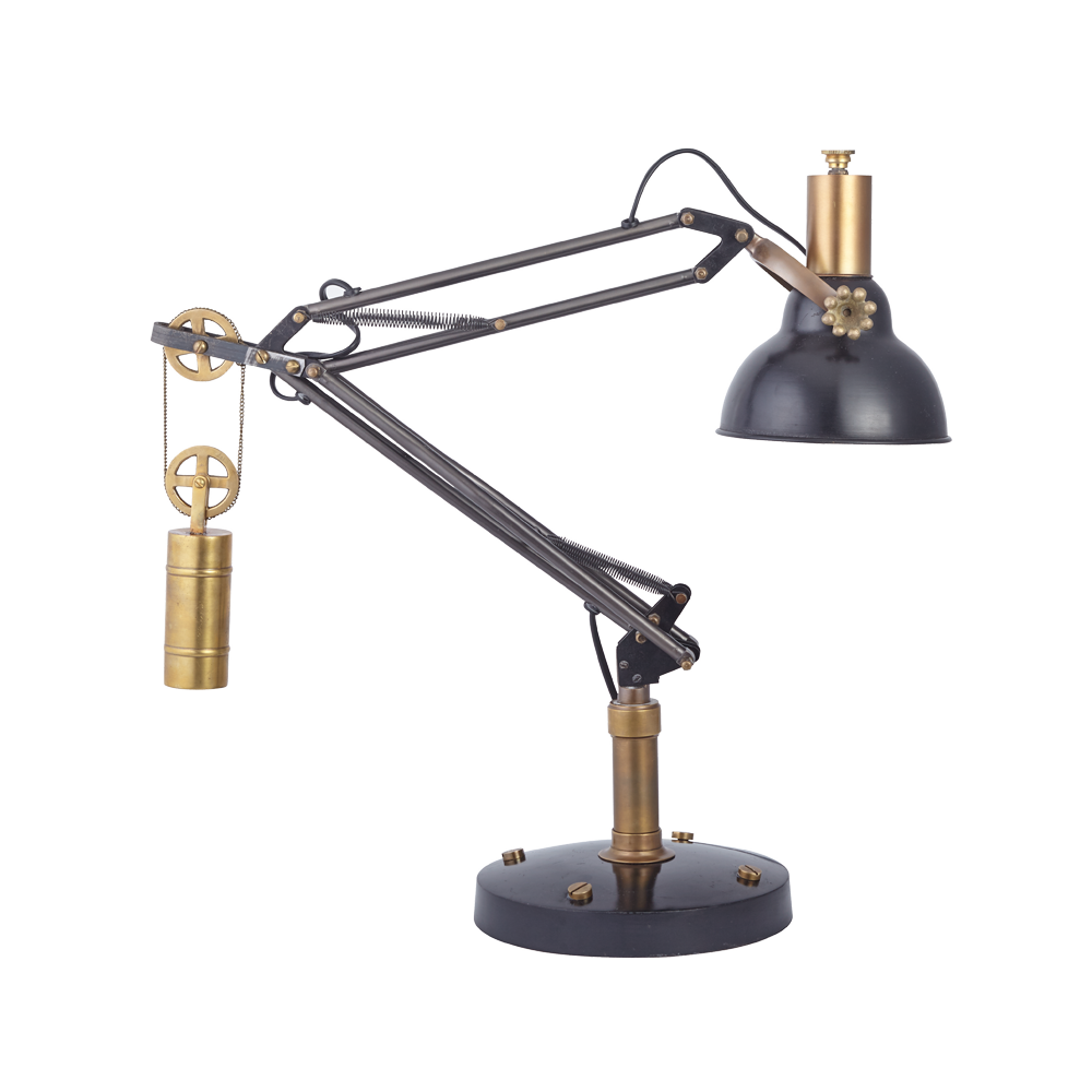 Manchester Table Lamp Black - Pendulux