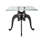 Mercury Table Small Black