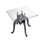 Mercury Table Small Black - Pendulux