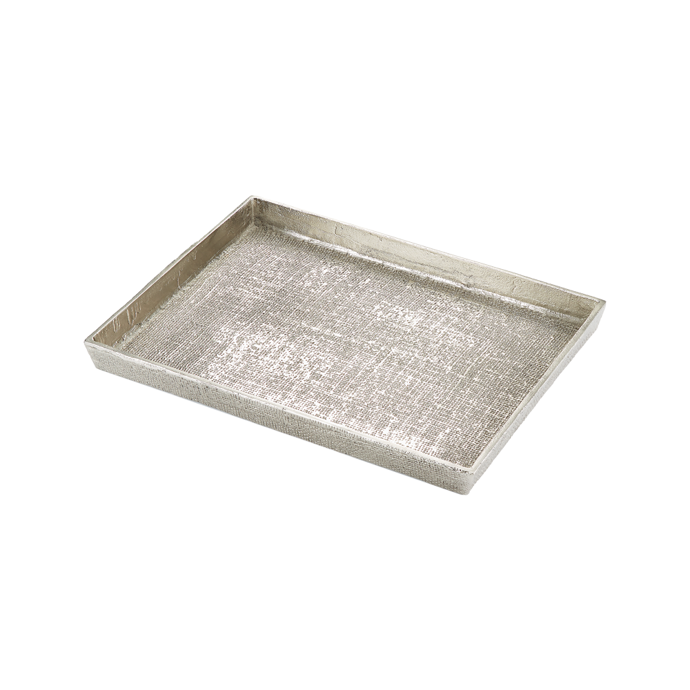 Hemp Tray Small Antique Nickel - Pendulux