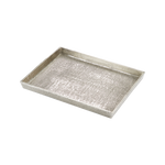Hemp Tray Small Antique Nickel