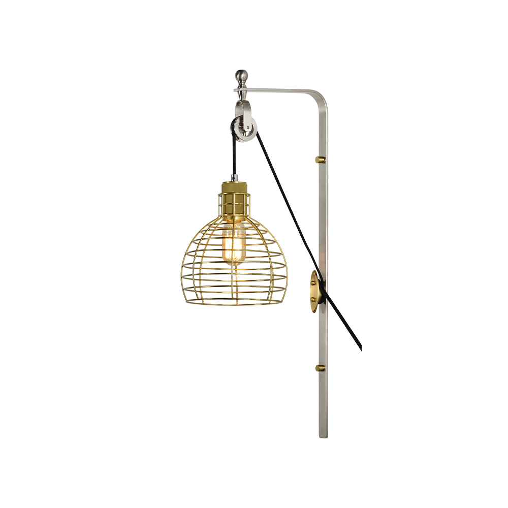 Perry Wall Lamp - Pendulux