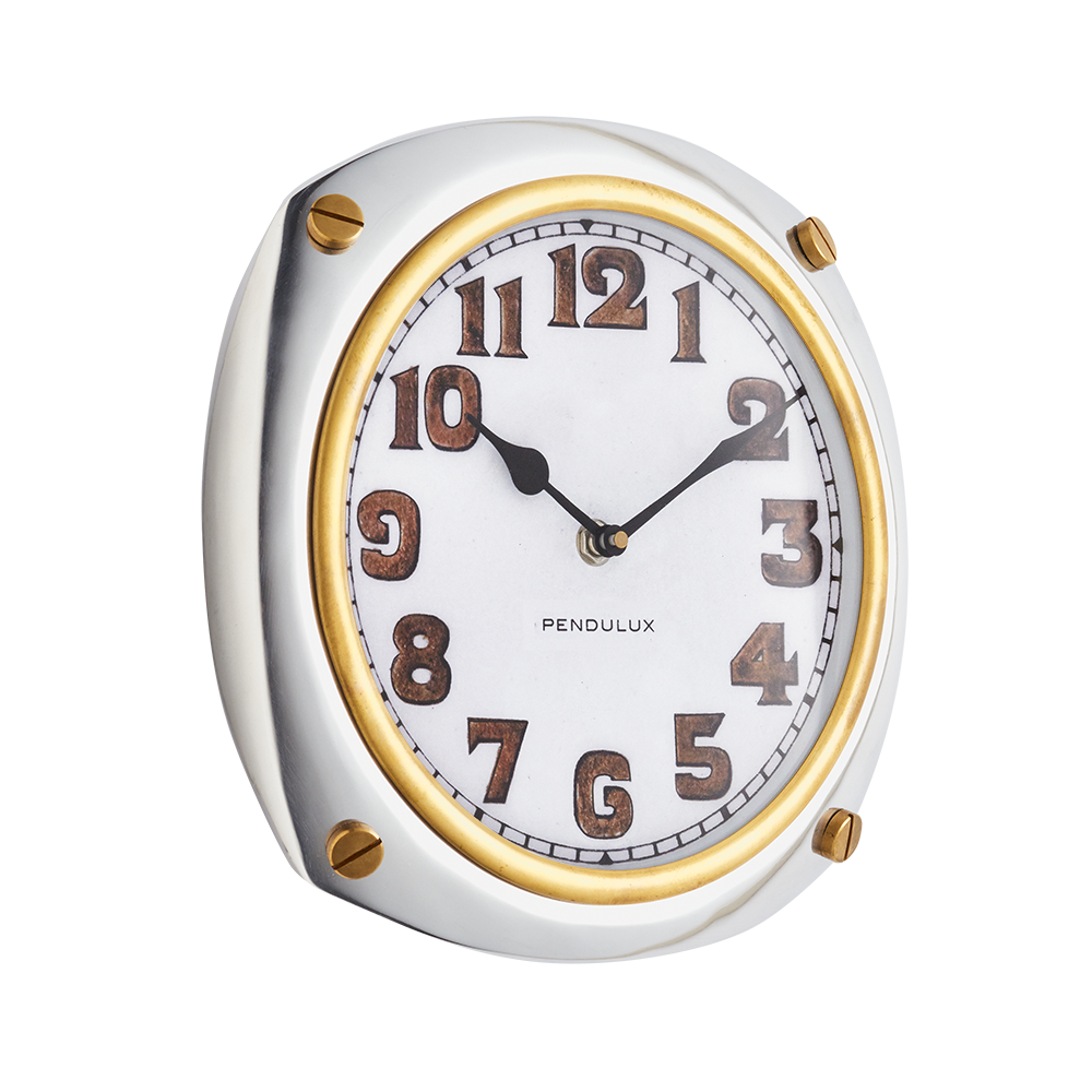 Pershing Wall Clock - Pendulux