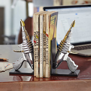 Ray Gun Bookends - Pendulux