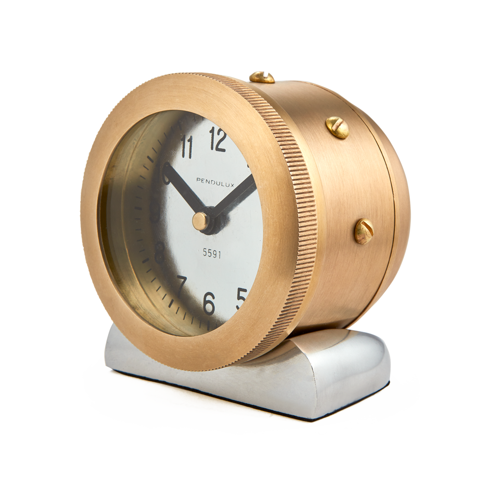 Royce Table Clock - Pendulux