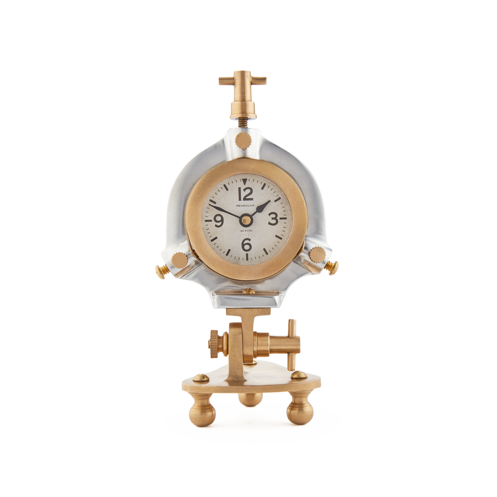 Rufus Table Clock