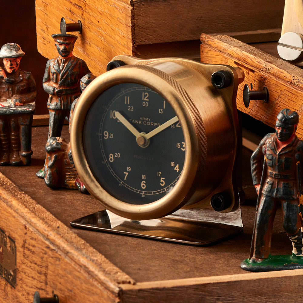 Sherman Table Clock - Pendulux