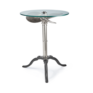 Ship Propeller Table Aluminum - Pendulux