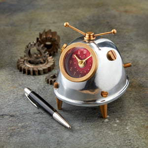 Space Bug Table Clock - Pendulux