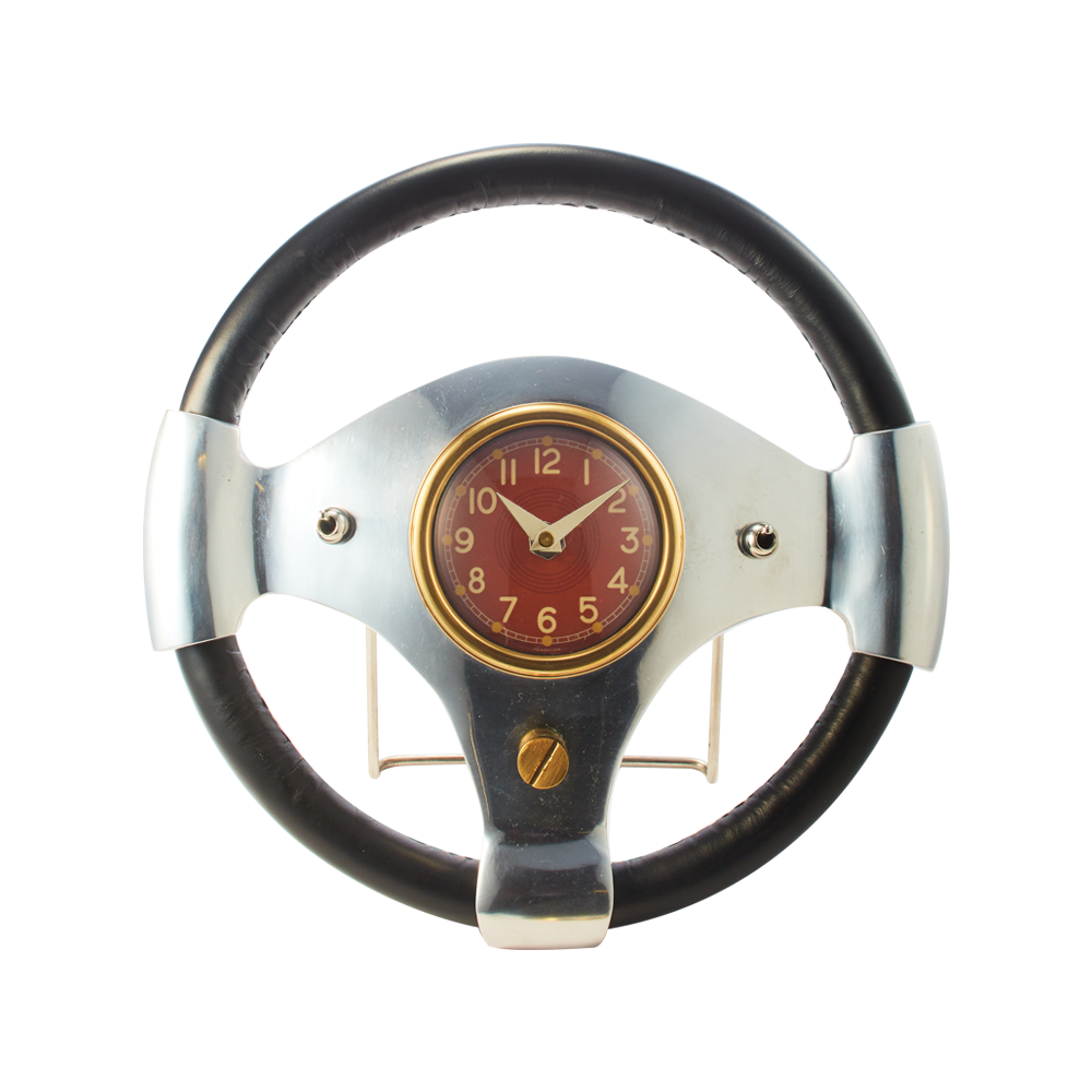 Speedster Table / Wall Clock - Pendulux