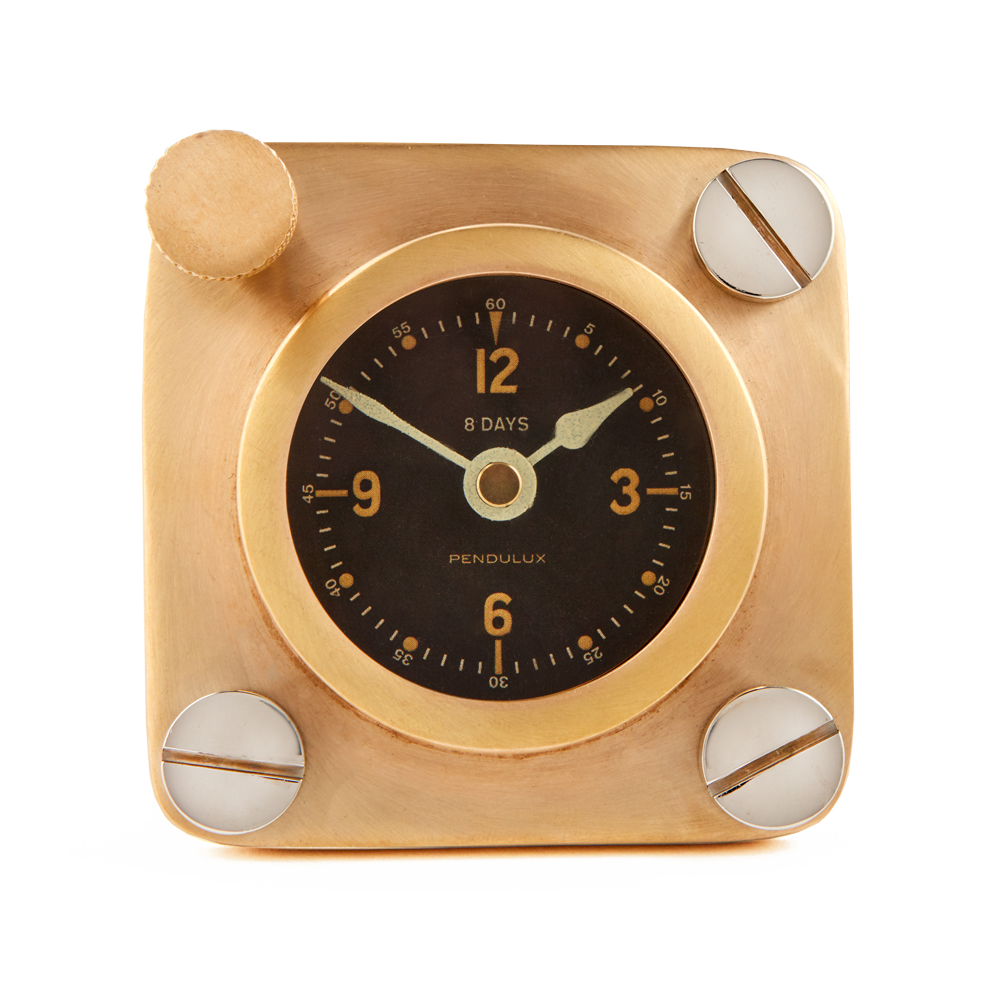 Spitfire Table Clock