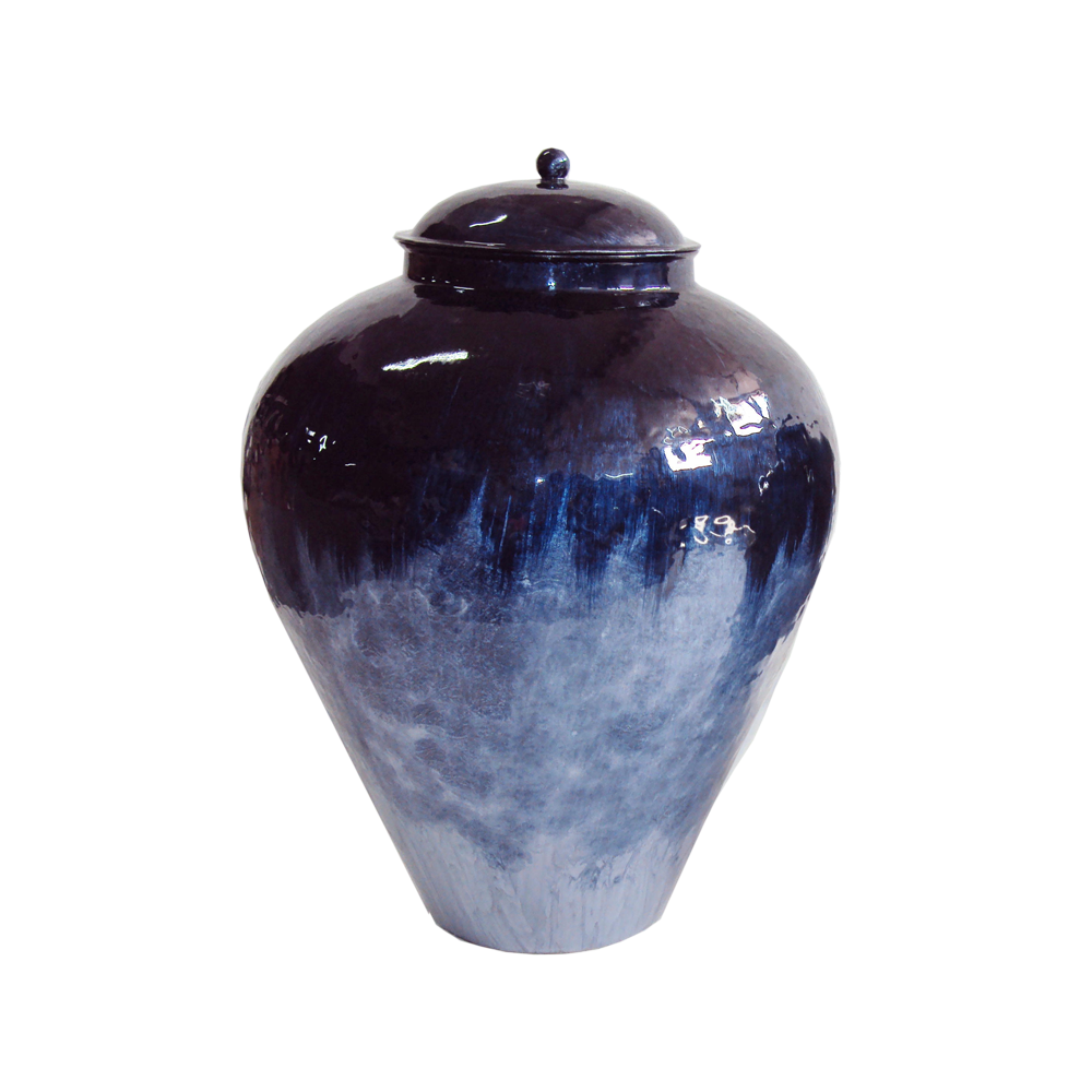 Stinson Vase Blue Small - Pendulux