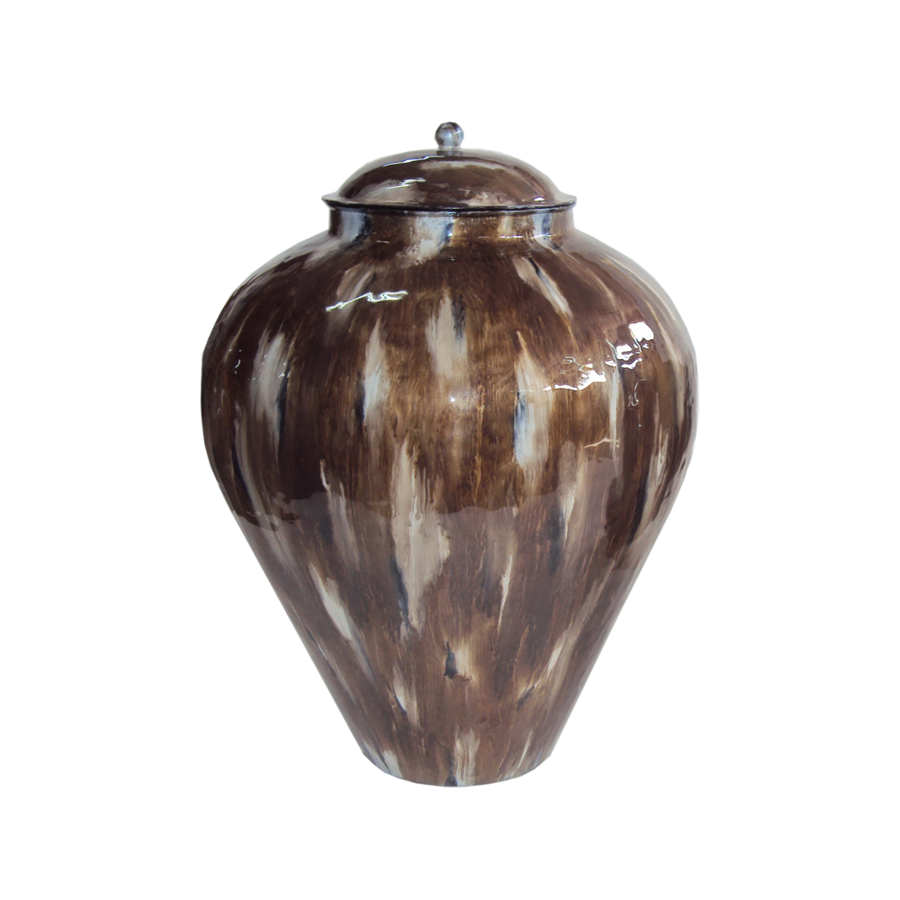 Stinson Vase Grey Small - Pendulux